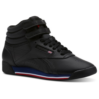 Freestyle Hi Retro / Black / White / Bunker Blue CN2963