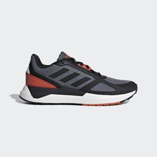 Run 80s sko Core Black / Core Black / Carbon BB7828
