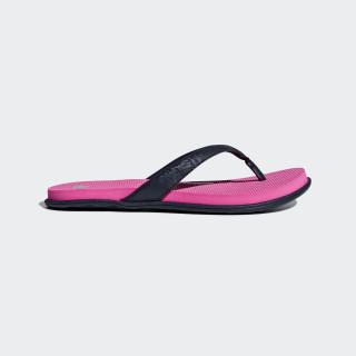 Cloudfoam One Thong Sandals Legend Ink / Tech Ink / Shock Pink B43600