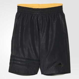 Shorts Training Long BLACK/SOLAR GOLD BK1024
