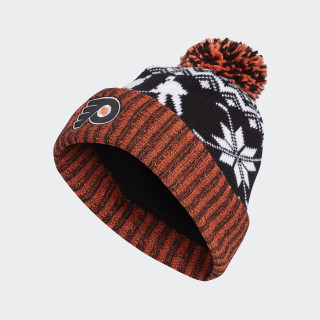 Flyers Ugly Sweater Cuffed Pom Beanie Multi CY4128
