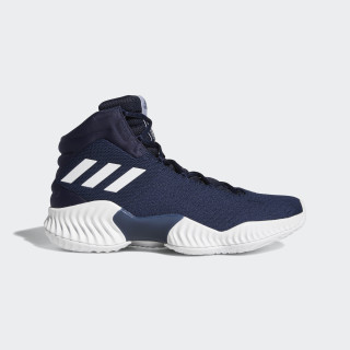 Pro Bounce 2018 Shoes Collegiate Navy / Cloud White / Collegiate Navy AH2666
