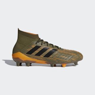 Predator 18.1 Firm Ground Boots Trace Olvie / Core Black / Bright Orange CM7412