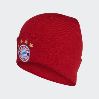 FC Bayern Home Beanie Fcb True Red / White DI0246