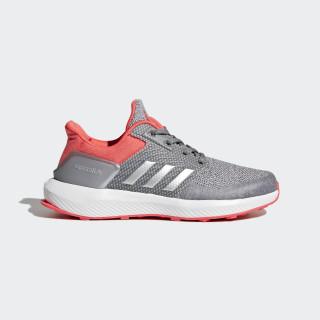 RapidaRun Shoes Grey / Silver Metallic / Easy Coral BY8974