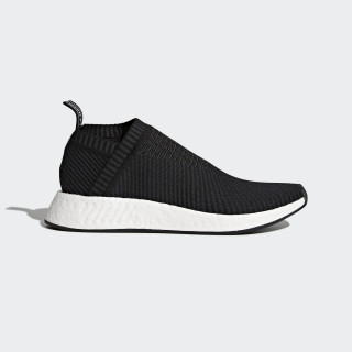 NMD_CS2 Primeknit Shoes Core Black/Carbon/Red CQ2372
