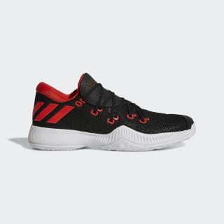 Harden B/E Schuh Core Black/Ftwr White/Hi-Res Red AC7820