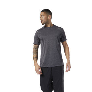 Sport Essentials T-Shirt Black / Ash Grey DH1746