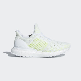 Ultraboost Clima Shoes Cloud White / Cloud White / Shock Yellow B43506