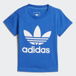 Camiseta Trifolio BLUE/WHITE CE4318
