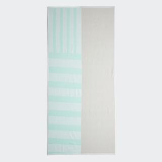 Toalla Beach Clear Mint / Raw White DQ1822