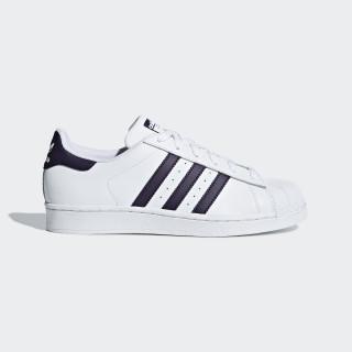 Superstar Shoes Ftwr White / Legend Purple / Core Black DB3346