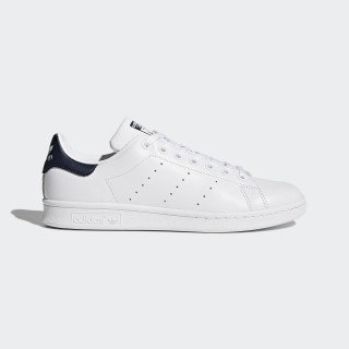 Stan Smith Shoes Core White/Dark Blue M20325