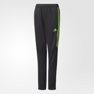 Tiro 17 Training Pants Black / Solar Green CF3616