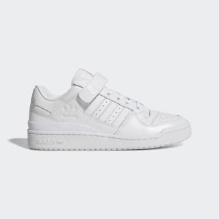 Forum Low Shoes Ftwr White/Ftwr White/Core Black BA7276