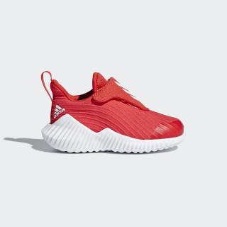FortaRun Schuh Hi-Res Red / Ftwr White / Hi-Res Red AH2636