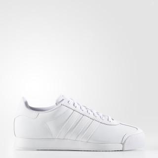 Samoa Shoes Cloud White / Cloud White / Clear Grey B27576