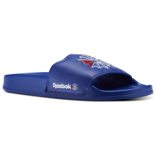 Classic Slide Collegiate Royal / White / Excellent Red CN0740