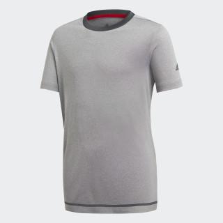 T-shirt Barricade Light Grey Heather DH2784