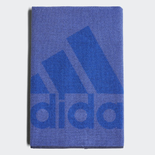 adidas Towel Small Real Lilac / Hi-Res Blue DH2861