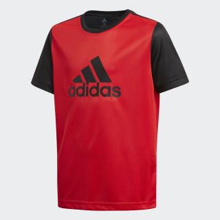 Camiseta Gear Up VIVID RED/BLACK DJ1188