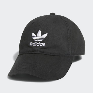 Originals Relaxed Strap-Back Hat Black / White BH7137