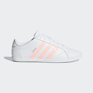 Chaussure VS CONEO QT Ftwr White / Clear Orange / Ftwr White B44682