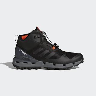 TERREX Fast Mid GTX-Surround Shoes Core Black/Vista Grey BB0948