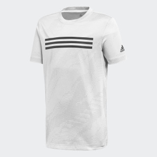 Camiseta Training Brand White / White DJ1151