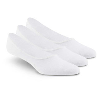No Show Sock - Lot de 3 Paires White AJ4164