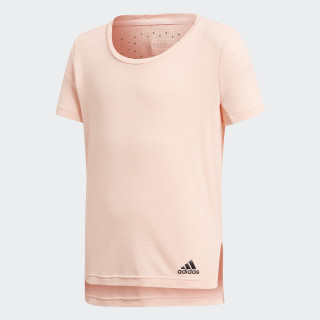 Training Climachill Tee clear orange DJ1095