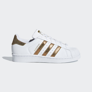 Superstar Shoes Cloud White / Red Gold / Cloud White D97860