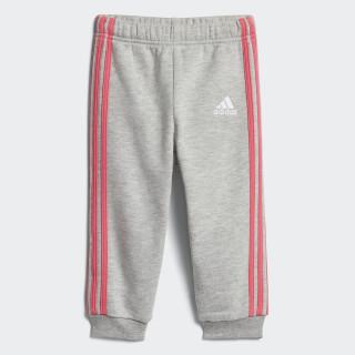 Pants Favourite Knit MEDIUM GREY HEATHER/REAL PINK S18 CF7440