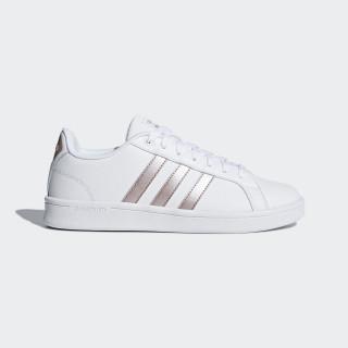 Cloudfoam Advantage Shoes Ftwr White/Vapor Grey Metallic/Ftwr White DA9524