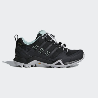 Terrex Swift R2 GTX Shoes Core Black/Core Black/Ash Green CM7503