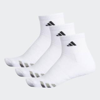 Energy Running Socks 1 Pair L White / Black / Granite H77459