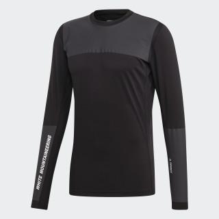 Terrex_WM Bonded Shirt Black DU0812