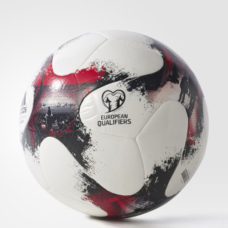 European Qualifiers Glider Ball White/Solar Red/Black AO4837