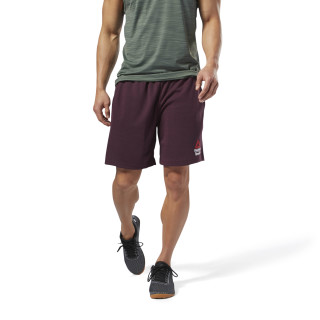 Reebok CrossFit Speedwick Short Rustic Wine DM3982