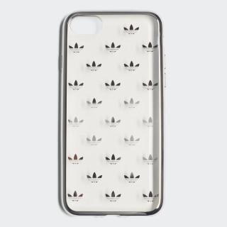 Clear Case iPhone 8 Silver Metallic CJ6214