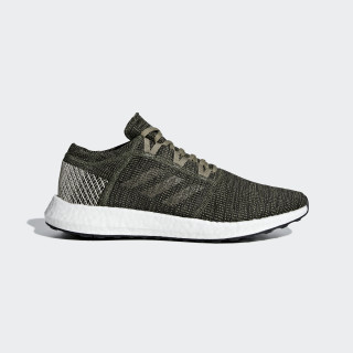 Pureboost Go Shoes Base Green / Trace Cargo / Shock Pink AH2325
