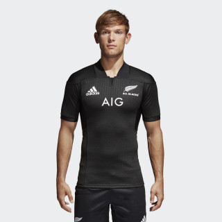 All Blacks Performance Hemmatröja Black AP5665