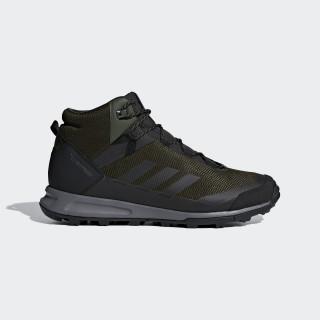 Buty TERREX Tivid Mid ClimaProof Shoes Night Cargo / Core Black / Grey Four AC8042