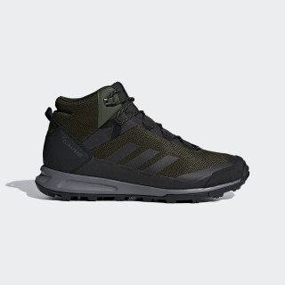 Zapatilla adidas TERREX Tivid Mid ClimaProof Night Cargo / Core Black / Grey Four AC8042