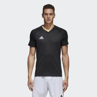 Tiro17 Training Voetbalshirt Black/Dark Grey/White AY2858