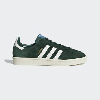 Campus Shoes Collegiate Green / Cloud White / Cream White B37847
