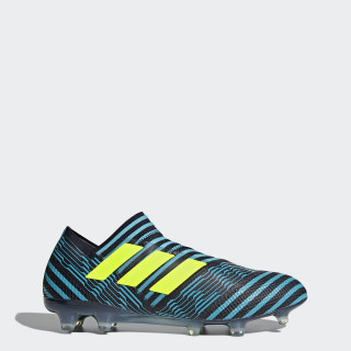 Botas para Piso Firme Nemeziz 17+ 360 Agility Legend Ink/Solar Yellow/Energy Blue BB3677