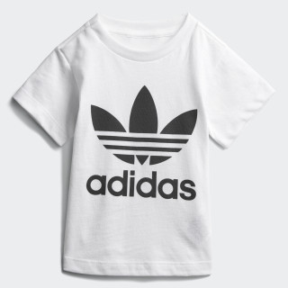 Trefoil T-shirt White/Black CE4316