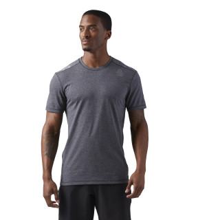 Reebok CrossFit Burnout Tee Black CD7627