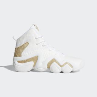 Crazy 8 ADV Shoes Ftwr White/Ftwr White/Gold Metallic CG5664